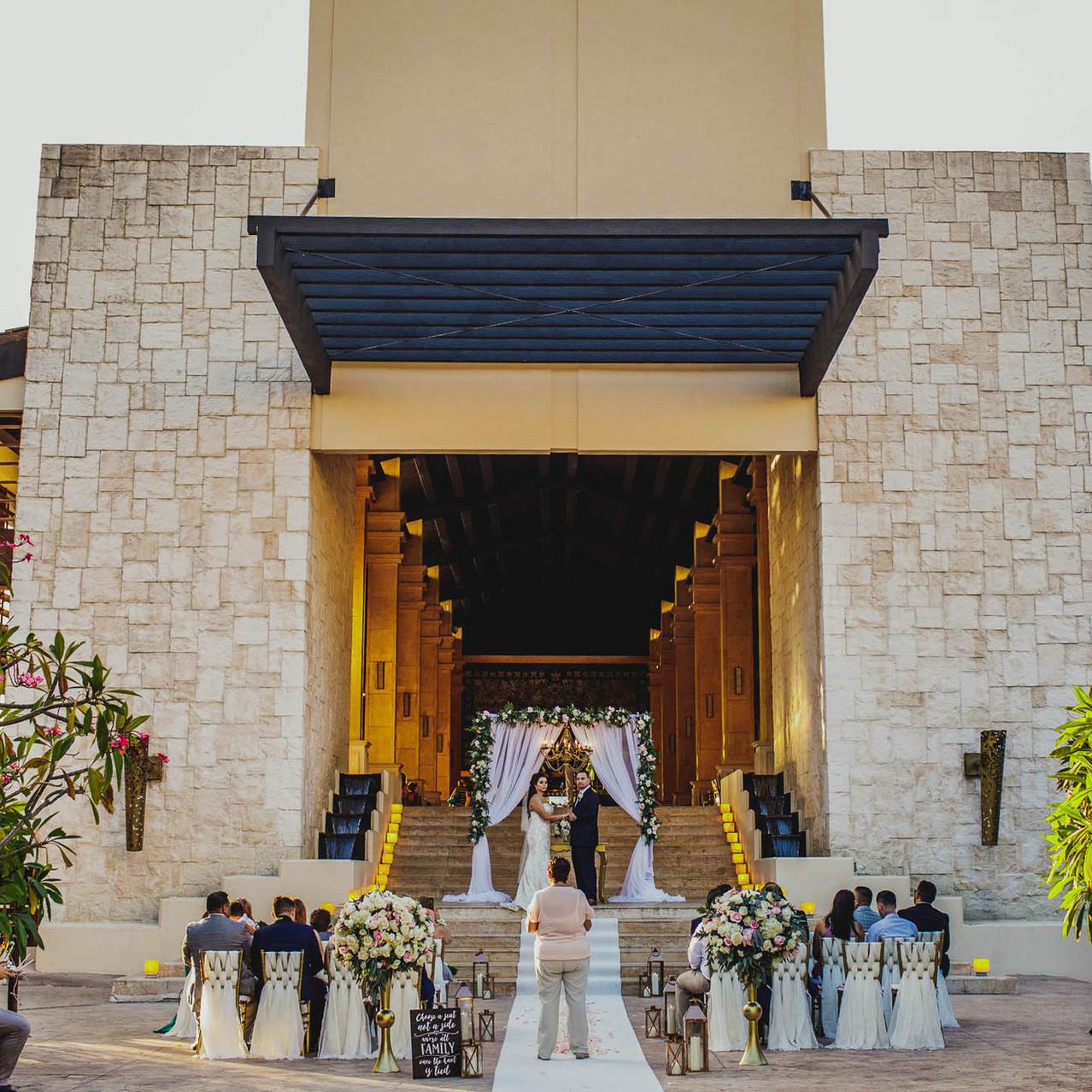 dreams wedding location