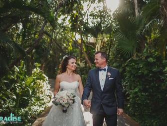 Fairmont Mayakoba Destination Wedding