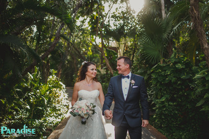 Fairmont Mayakoba Destination Wedding