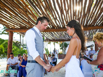 Emily & Ryan- Playa del Carmen- Mexico