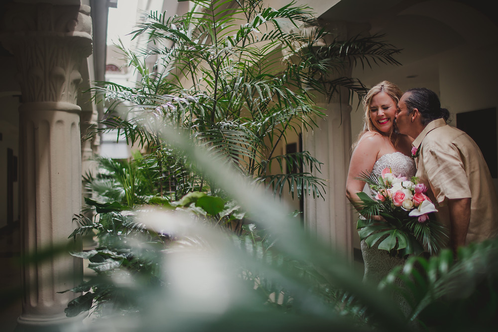 hilton playa del carmen destination wedding