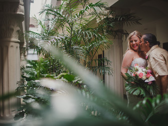 Hilton Playa del Carmen Destination Wedding - Cassie & Danny
