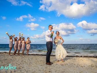 Brittany & Matt- Playa del Carmen- Mexico