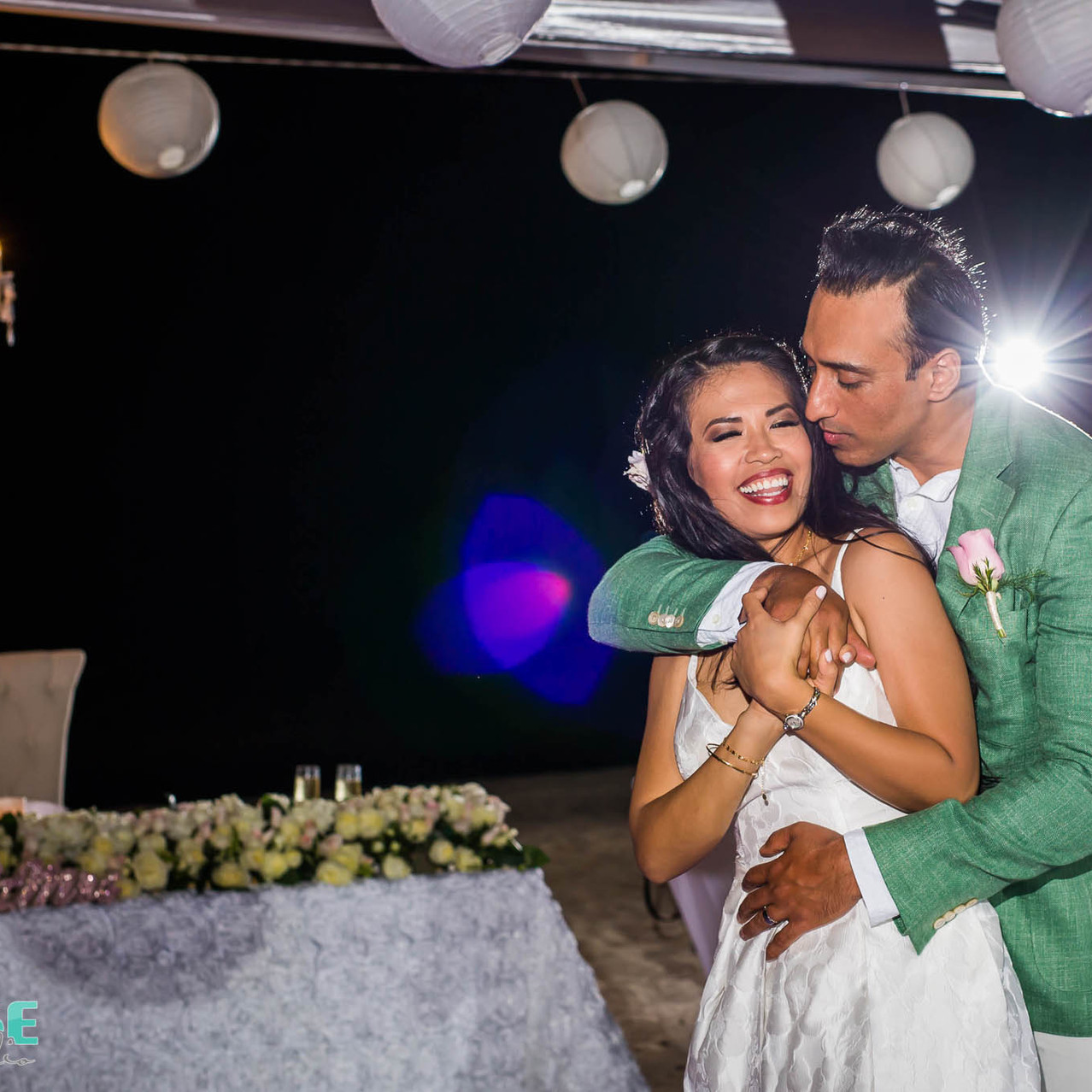 first dance destination wedding