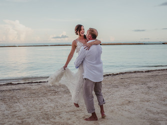 Rosewood Mayakoba Intimate Wedding