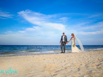 Wedding Photography at Riviera Cancun Mexico