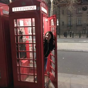 My stop at London