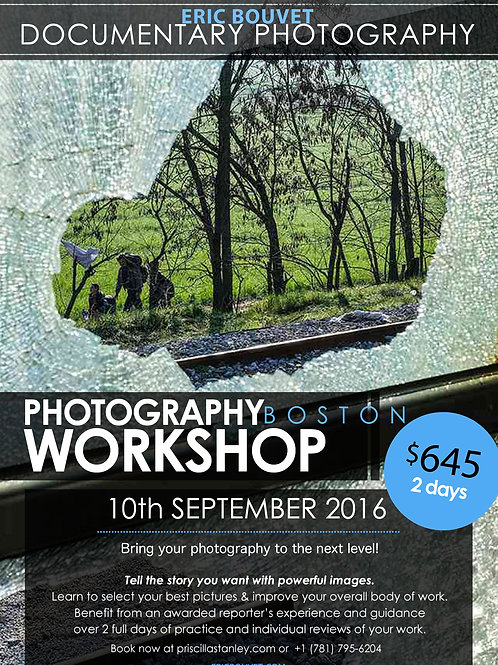 Documentary Photography Workshop