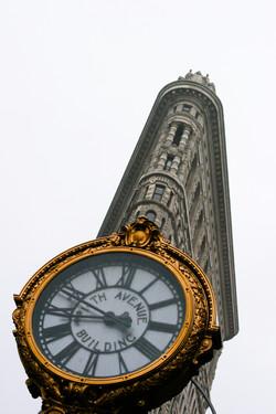 (c) Priscilla Stanley - Iron clock