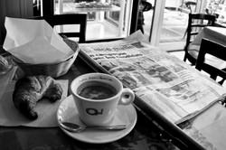 (c) Priscilla Stanley - Cafe croissant