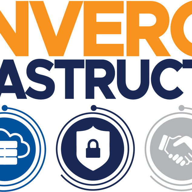Converged Infrastructure logo icon only