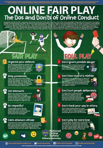 Online Fair Play