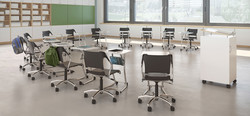Training Room Tables and Chairs