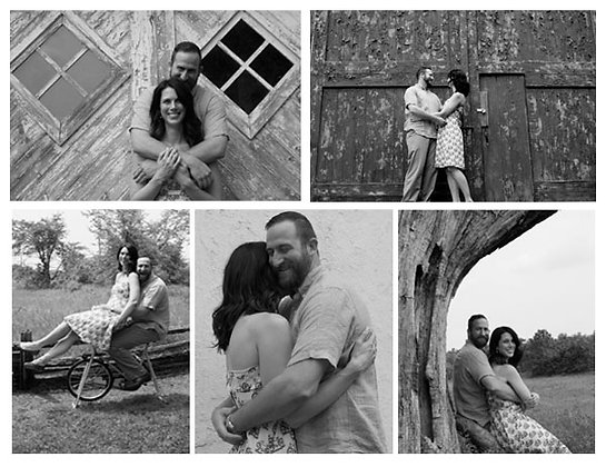 Engagement Portrait Photography Package