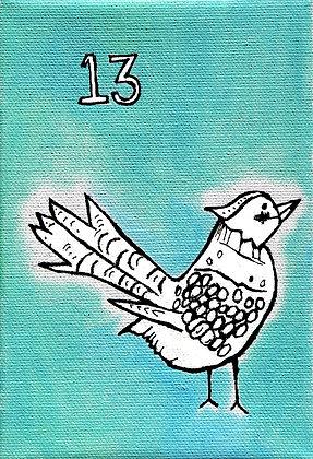 Lucky Little Bird