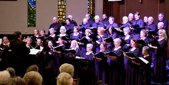 Nodaway Chorale Spring Concert on April 2019