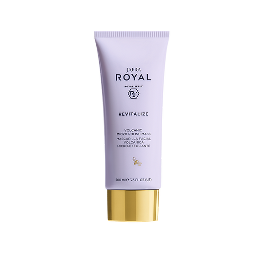 Royal Revitalize – Máscara Facial Vulcânica, 100ml