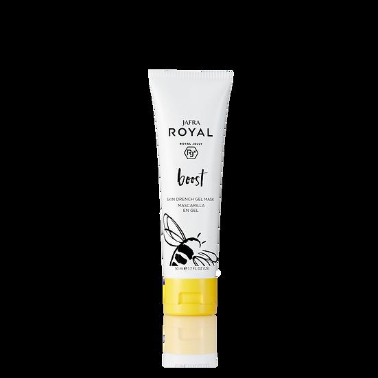 Royal Boost – Máscara Hidratante em Gel, 50ml