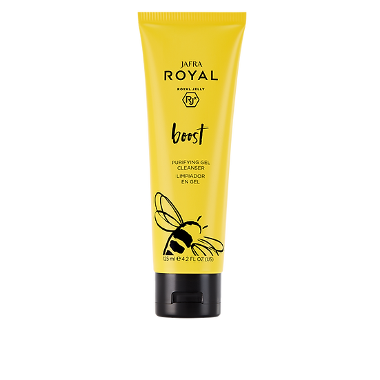 Royal Boost Gel Limpador, 125ml