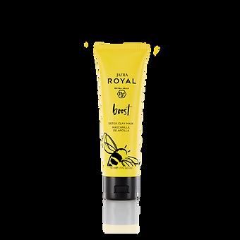 Royal Boost – Máscara Detox de Argila, 50ml