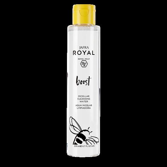 Royal Boost - Água Micelar Limpadora, 200ml