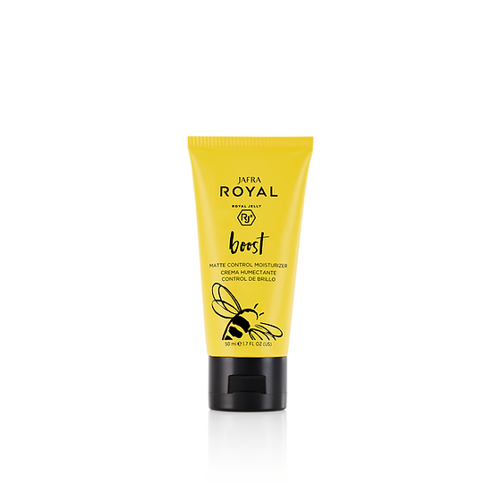 Royal Boost – Creme Facial Hidratante (controle de brilho), 50ml