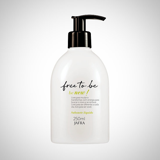 Free To Be - Be New - Sabonete Líquido Para As Mãos, 250ml