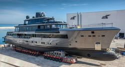 CRN splashes 55M superyacht Atlante 2
