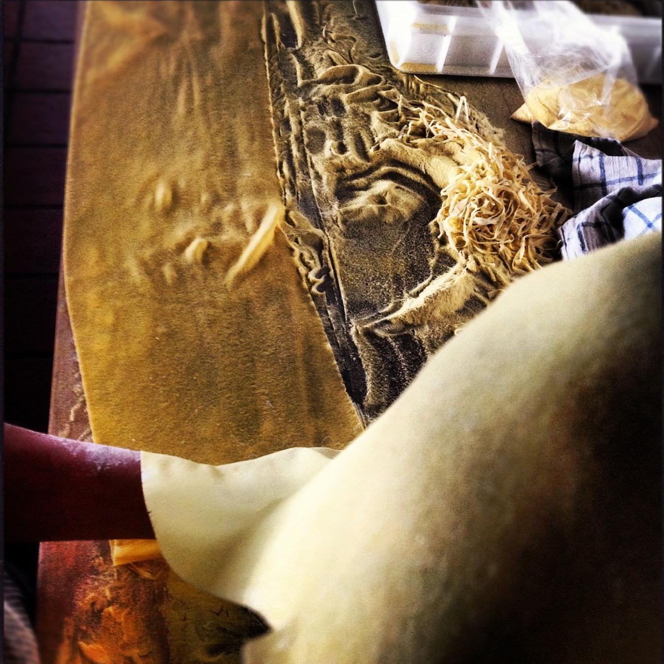 Homa Made Pasta . Modena Style