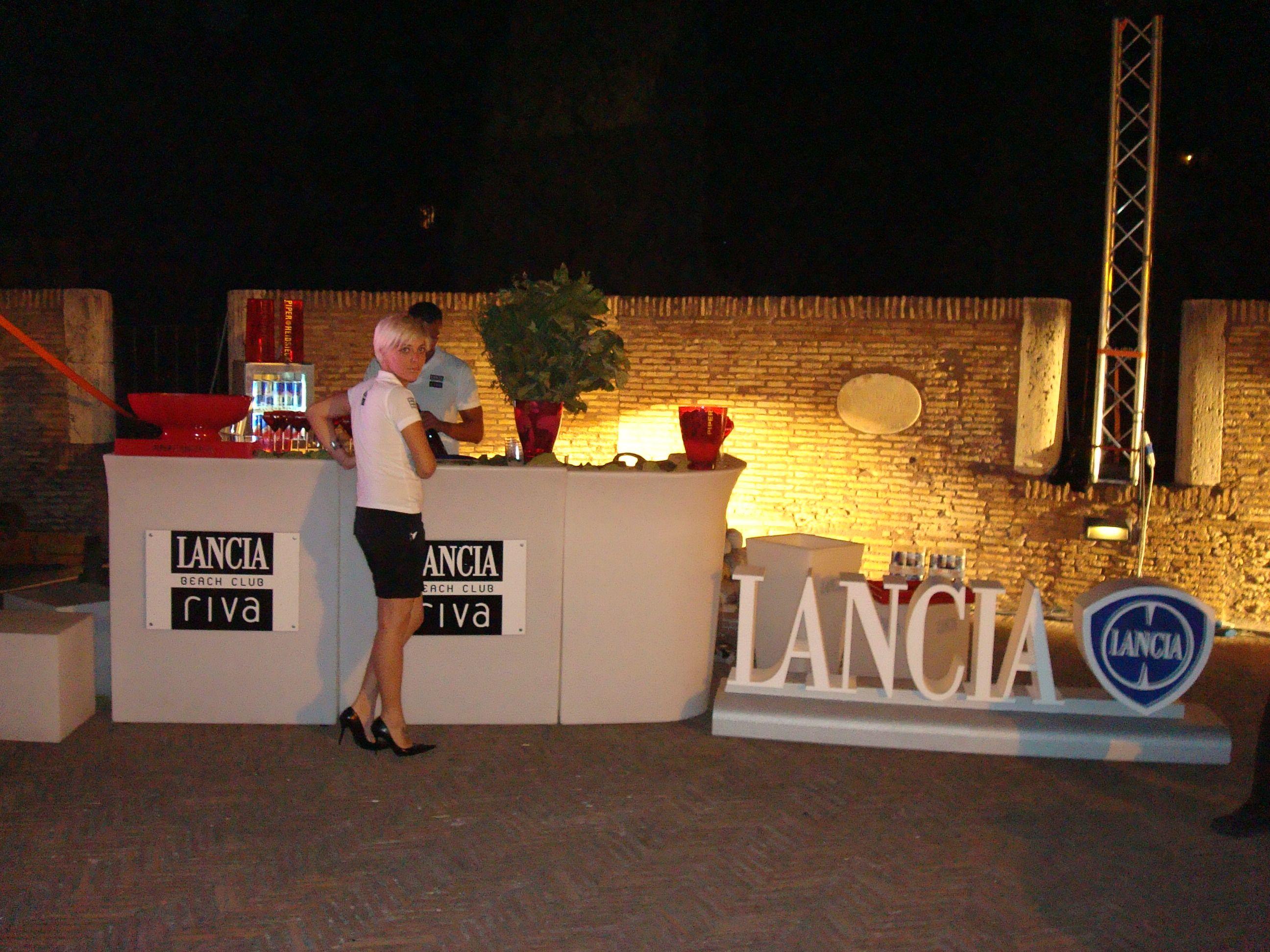 Lancia Castel S. Angelo - Rome