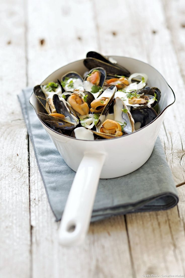 Sauté  Mussels and Clams