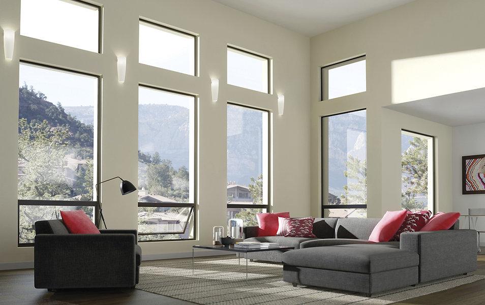 Milgard Aluminum Living Room