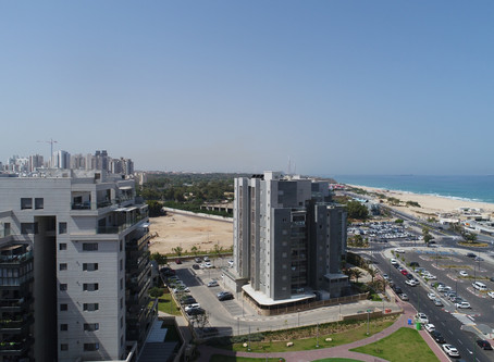 Discount Pre SALE! 41 m2 balconies overlooking the sea!
