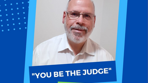 """Recording event: """"You Be the Judge"""" 17/11"""