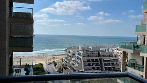 3 bedroom directly opposite the beach