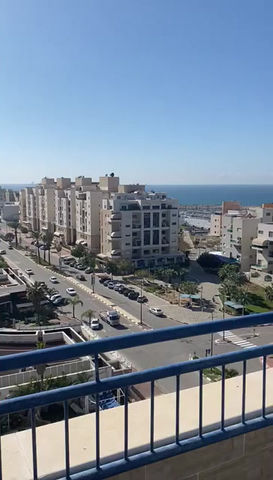 This amazing view 3 room apartment with swimming pool could be yours!