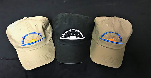 Afterhours Embroidered Hats
