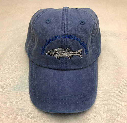 Afterhours New  Embroidered Hats