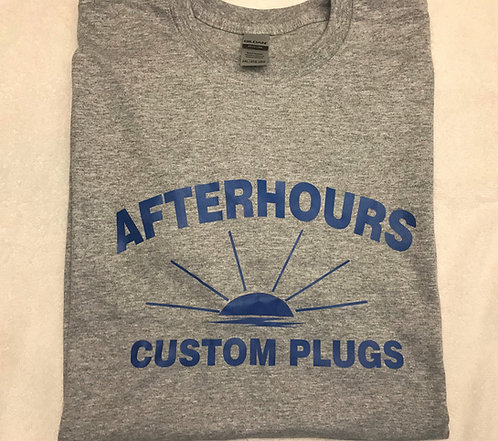 Afterhours Tee Shirt- New Color