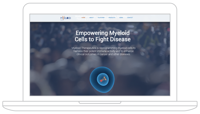 Myeloid Therapeutics: Myeloid Cells - An Old Immune System Dog's New Trick.