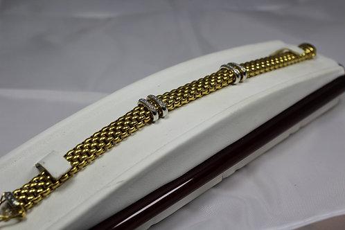 Fope Maori Designer Bracelet