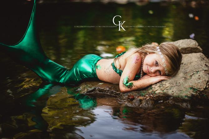 Mermaids & Glitter <3