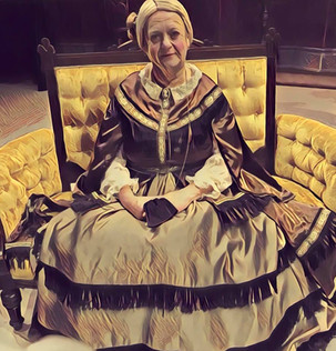 Sandy Gulliver actor in Nutcracker recurring role as Granny