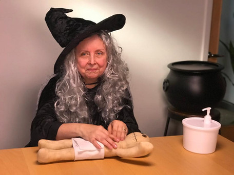 Witch for The Onion