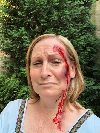 Ann Myrna wounded royalty independent film