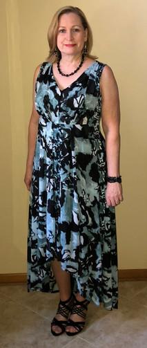 Ann Myrna casual look