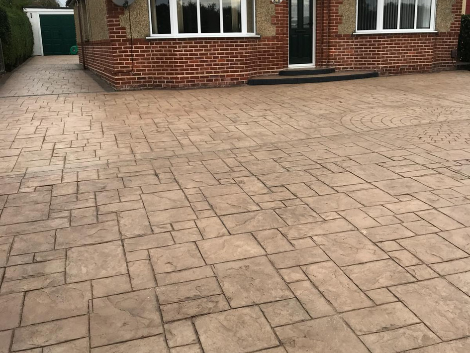 Recent work, before and afters!