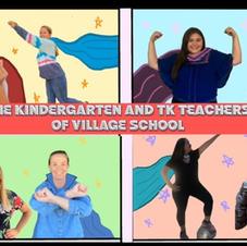 Meet Your Kindergarten Teachers