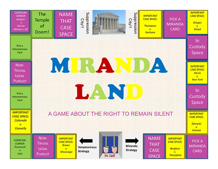 Miranda Land Game Board PDF June 17, 201