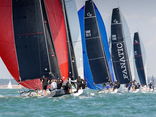 Winter may be coming, but so are more boats and our Autumn Sailing Series!